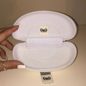 Dolce & Gabbana Sunglass Case!